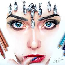 25 beautiful color pencil drawings from around the world