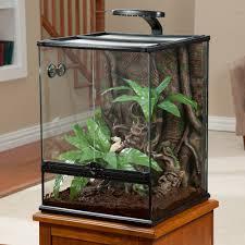 exo terra large crested gecko habitat kit for sub to