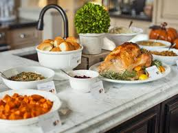 thanksgiving dinner spread new turkey and stuffing recipes to try at thanksgiving diy