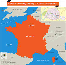 what is bastille day and why is it celebrated in answers