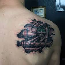 3d Tattoo Ideas For Men 60 Circuit Board Tattoo Designs For Men Electronic Ink Ideas