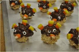 thanksgiving cookies recipe thanksgiving rice krispies turkey pop treats