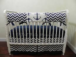 Nautical Baby Crib Bedding Sets Custom Baby Crib Bedding Set Nautical Baby Bedding