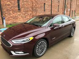 in the drivers seat 2017 ford fusion hybrid platinum review the