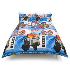Star Wars Duvet Cover Double Buy Star Wars Double Duvet Set From Our Star Wars For Your Home