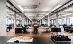 Bank Interior Design by De Bank Office By Kaan Architecten