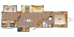 Crossroads Travel Trailer Floor Plans 2014 Crossroads Rv Zinger Series M 33 Bh Specs And Standard
