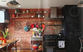 brilliant industrial kitchen ideas on home decor ideas with