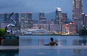 Hongkong Pools Hong Kong S Best Hotels With Infinity Pools Of 2017