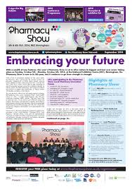 pharmacy show pre show newspaper by closerstill media issuu