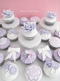 wedding cupcakes lavender vintage wedding cupcakes cakecentral