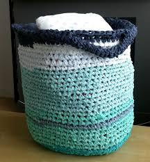 Crochet Rugs With Fabric Strips 100 Best Rag Crochet Patterns Images On Pinterest Crochet