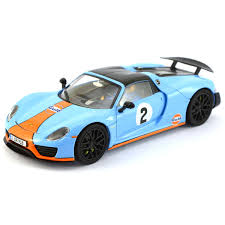 gulf car carrera porsche 918 spyder gulf racing no 2 27549