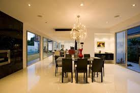 Exellent Contemporary Crystal Dining Room Chandel Chandeliers Home - Contemporary chandeliers for dining room
