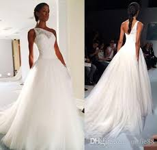 zunino wedding dresses discount 2017 zunino a line wedding dresses sheer one
