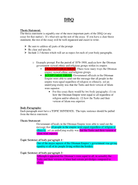 Ottoman Empire Essay How To Write A Dbq Corporate Communication Officer Cover Letter