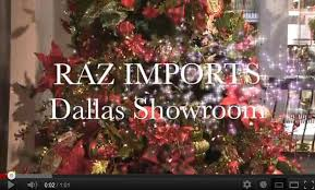 look at the 2012 raz imports dallas showroom trendy tree