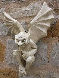 gargoyle garden ornament itchie ernie garden ornaments buy