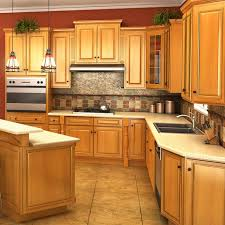 kitchen base cabinets ebay caramel glaze 10x10 ready to assemble rta kitchen cabinet set