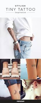 Tattoos For Small - best 25 tiny placement ideas on script