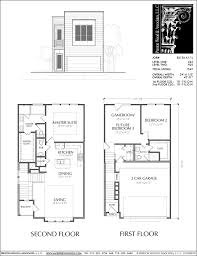 town home plans townhome plan e2136 a1 1 house plans pinterest townhouse