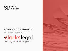 contract of employment template uk pdf word example free to download