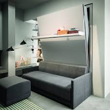 Wall Bed Sofa by Best 25 Industrial Murphy Beds Ideas On Pinterest Beach Style