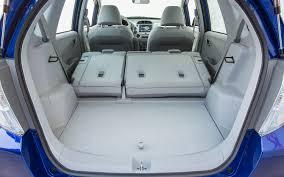2013 honda accord trunk space 2013 honda fit ev vs 2012 toyota rav4 ev comparison motor trend