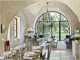 crystal home decor wonderful living room european decoration with stone curve wall