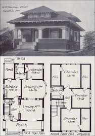 californian bungalow floor plans extremely creative 7 vintage california bungalow house plans