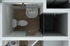 Tiny House Bathroom Design 2 20 Foot Container House V2 Above Bathroom