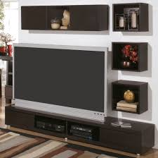Wall Mounted Tv Ideas by Home Design Wall Mount Tv Stand Floating Shelf Decor And On