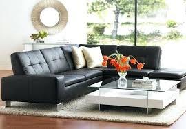 Leather Sofa Cushions Cushions On Black Leather Sofa Sofa Review