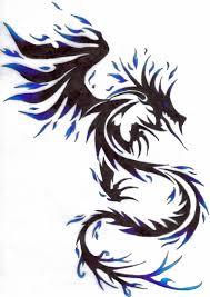 tribal chinese dragon tattoos dragon tattoo tribal u2026 pinteres u2026