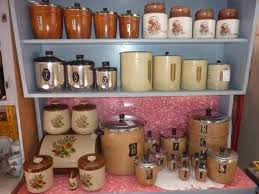 retro canisters kitchen the pickers market in stawell victoria australia the retro