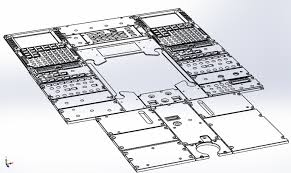 Airbus A320 Floor Plan by 3d Printable Model Pedestal Airbus A320 Complete