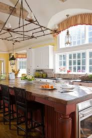 colorful kitchen islands design ideas for white kitchens traditional home