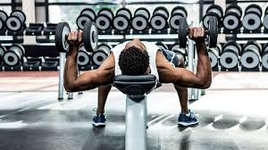 Chest Workout Dumbbells No Bench The Best Two Dumbbell Workout Men U0027s Fitness