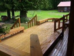 Decks With Benches Built In Deck Storage Benches Deck Benches Plans U2013 Indoor And Outdoor