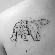 tattoo animal line 60 geometric animal tattoo designs for men cool ink ideas