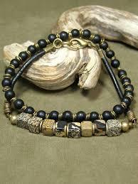 metal bead bracelet images 184 best men 39 s braclets images leather bracelets jpg