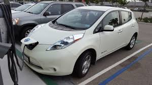 nissan leaf charger type charging in public tesla vs other evs cleantechnica