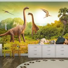 wall mural dinosaurs