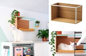 7 meowellous ikea hacks for cat lovers walyou