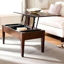 coffee tables high low coffee table large size of round modern