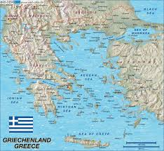 Ithaca Greece Map by Map Of Greece Regional Political Province