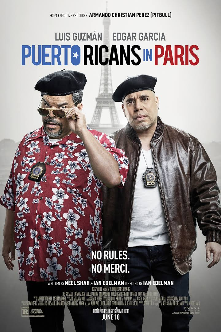 Portoricanii in Paris (2016) Online Subtitrat