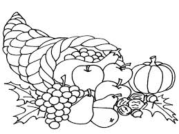 download coloring pages cornucopia coloring pages cornucopia