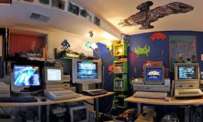 Ultimate Man Cave Blake Patterson U0027s Byte Cellar The Ultimate Man Cave For Aspiring