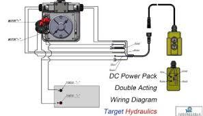 hydraulic power pack wiring diagram wiring diagrams